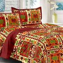 Jaipuri Traditional Bed sheet with 2 Matching Pillow Cover_MT12096