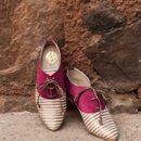 MiCHA Designer fabric casual women shoe