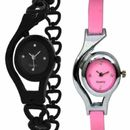 Infinity Enterprise Multicolor Analog Watch for Women - Set of 2