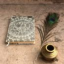 The Consecrated Diwali Regular Diary I Handmade Notebook, Day Book, Plain Diary I Number of Pages: 192 I 19*13.7*2 LWH (CM)