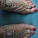 Beautiful Fashion Bridal Anklets