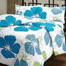 V Brown Cotton Single Bed Dohar_VBSBD003