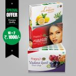 Happy's Vadanakanthi Fruit Soap (Pay for 10 Get 12 Combo Offer)