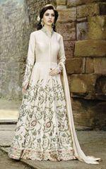 Vintage Women Designer Gown