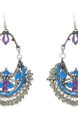 Cemaya Afghani Jhumki Earrings For girls and women