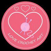 Love Crochet Art