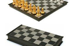 Magnetic Folding Plastic Chess Set