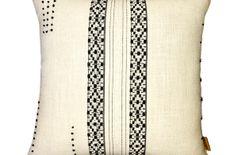 Rabari Track Cushion