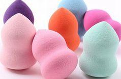 5 Pcs  Small Size Beauty Blender Makeup Foundation Sponge