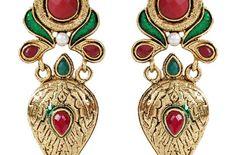 Itz About U Kundan Earring