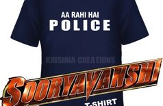 New SURYAVANSHI Tshirts