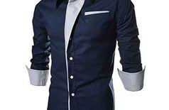 Blue Partywear Fancy Shirt