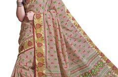 Aarti Apparels Women's Gadwal Cotton_G-Ashir-009_Multicolour