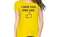 FB LIKES TEES BY STATUS MANTRA SMWPTGLYE