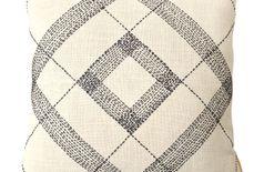Center Diamond Cushion