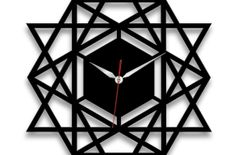 Geometrical Wallclock 16