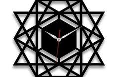 Geometrical Wallclock 16