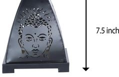 Buddha Lantern Tealight Candle Holder  - 4 Tealight Candle Free