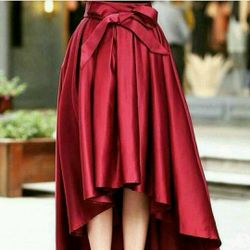 Red Princess Skirt