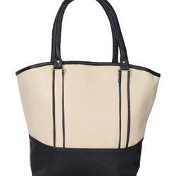 Bellina Tokri Series Shoulder Bag For Ladies White_Bhb112