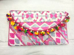 Image result for totes, clutches, earrings Phulkari