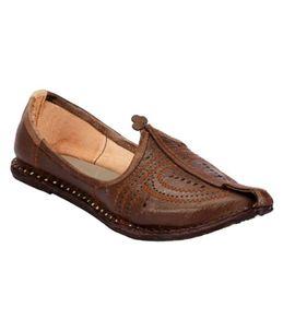 RAJSAHI Multi Color Flat Ethnic Footwear