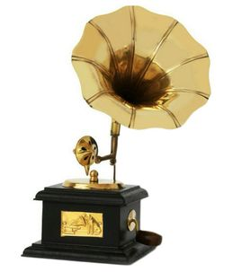 Home And Living Artifacts Collectibles An Handicrafts Br Dummy Gramophone Use For Decors