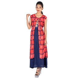 Buy Jacket Pattern Kurti Online In India At Best Prices Women