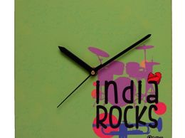 INDIA ROCKS