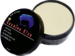 100% Natural Matt Finish Hair Clay