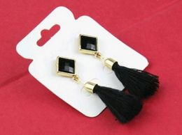 Glamour Hot Tassel Black