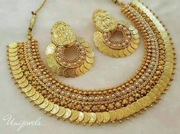 Artificial jewellery Temple collection choker