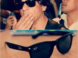 Sunglasses Original Black Black Wayfarer Royal Style || 4165 RAY BEN SUNGLASSES