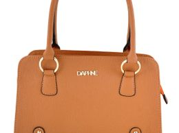 Daphne Womens Handbag (Brown )_Xb15-0021Bn