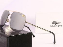 Braded Gold Blue Shade Aviator Sunglasses