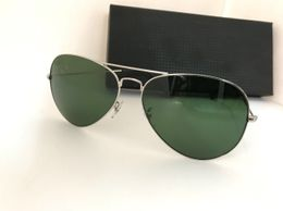 Gold and green aviators stylish sunglasses for men 04272