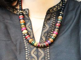 Tehezeeb Beaded Necklace
