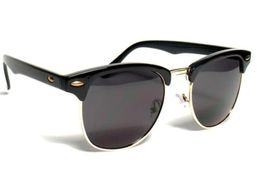 black and black stylish sunglasses 3020