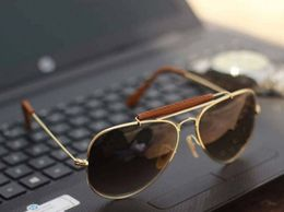 Golden and brown new stylish sunglasses 2940