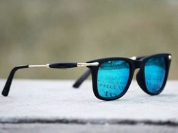 Fancy trendy  Aqua Blue Goggles Sunglasses