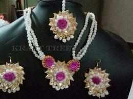 Gota Jwellery Set