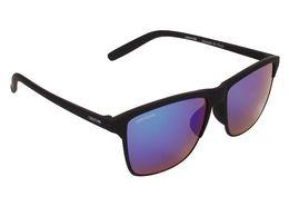 Sunglasses Blue Square Frame Goggles