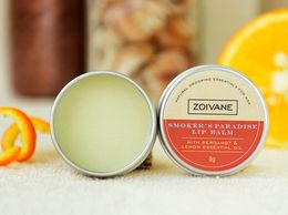 Zoivane Men Natural lip Balm | Pack Of 2 Desire And Smoker Lip balm for Men (10 gm per product)