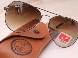 Man Royal Fancy goggles  with Box--Brown Shed