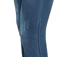 EFASHION Women's Dark Blue Jeans