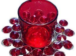 Priyansh Glass Red PR-HM-17 87