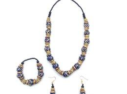 Handicraft Jewelry Foxy terracotta