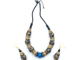 Handicraft Jewellery Foxy terracotta