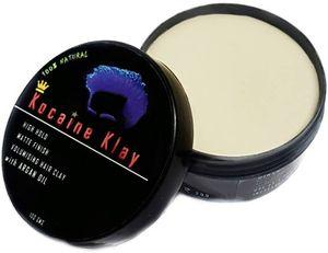100% Natural Matt Finish Hair Clay
