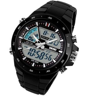 Mens Waterproof Analog Digital Sports Watch Watch - For Men